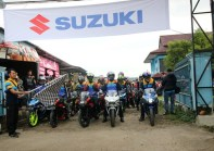 Suzuki Bike Meet Cibodas 2017 18 P7